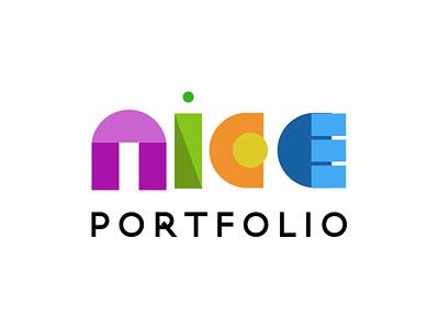 Nice Portfolio - logo wip