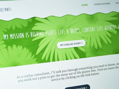 Coeliac Consultants Website