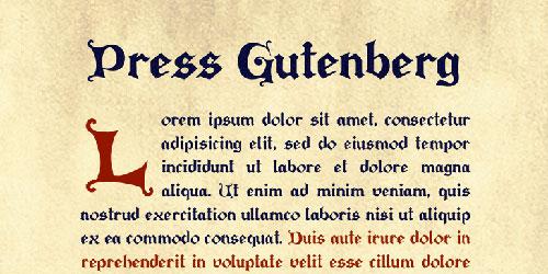 Перейти на Press Gutenberg
