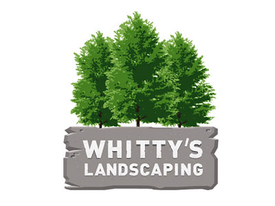 Whittys Landscaping Logo