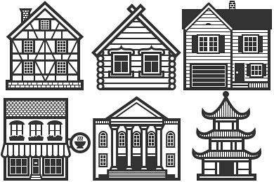 Перейти на Home Sweet Home Icons by Iconka.com (15 icons)