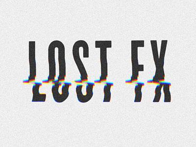 Lost FX Logo