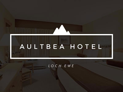 Aultbea Hotel Logo
