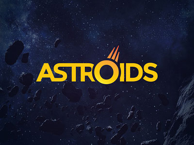 Astroids Logo