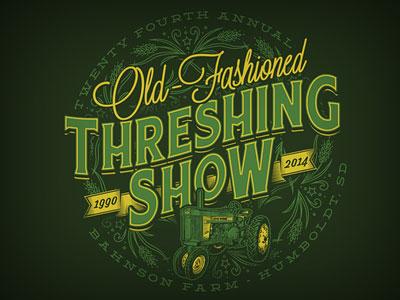 Threshing Show