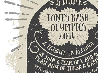 Jones Bash 2014