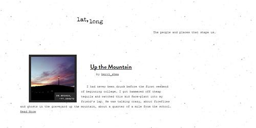 Перейти на latlongproject.com