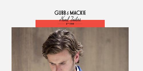 Перейти на gubbandmackie.com