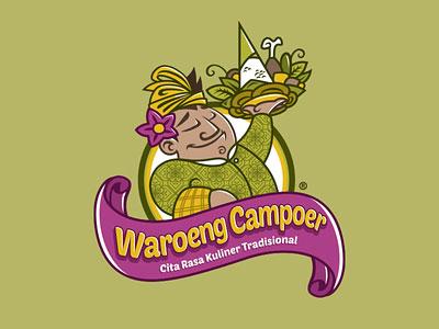 Waroeng Campoer Logo
