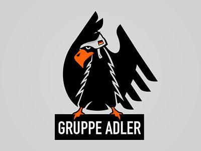 Gruppe Adler