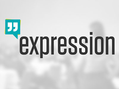Logo for Expression