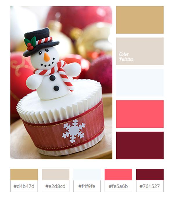 20 готовых цветовых палитр