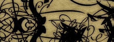 Скачать Gothic Swirls By Scully7491