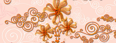 Скачать Swirls And Curls Brushes By Loma2005