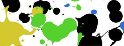 Скачать Paint Spots Photoshop Brushes By Jstoltz