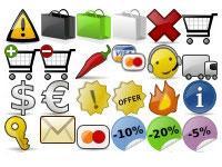 Скачать 19 наборов иконок на тему бизнеса, финансов, коммерции
