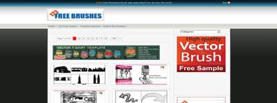 Посетить 123 Free Brushes