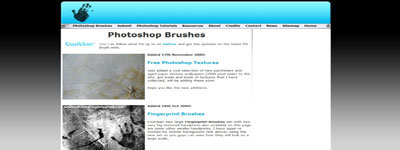 Посетить Photoshop Brushes