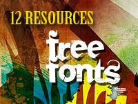 12 полезных ресурсов где можно бесплатно скачать красивые шрифты