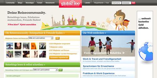 Перейти на Global Zoo