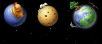 Скачать Solar System Icons