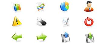 Скачать Web Application Icons Set