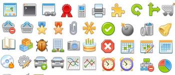 Скачать Free icons set