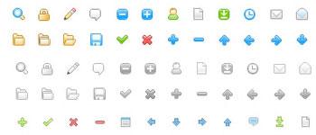 Скачать Free web development icons
