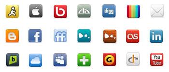 Скачать Social Network Icon Pack