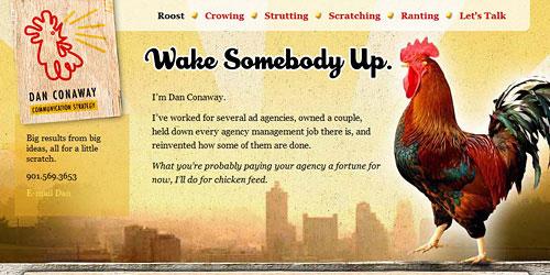 Перейти на Wake Somebody Up