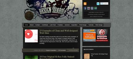 Перейти на Design Shard