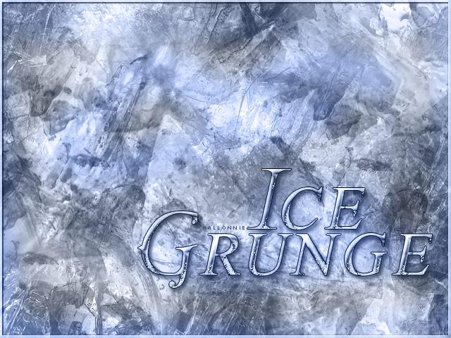 Скачать Ice Grunge By Hallonnie