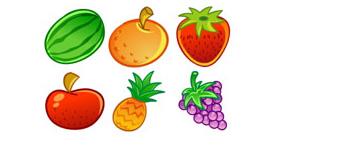 Скачать Fruits Icons