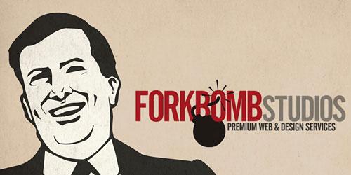 Перейти на Fork Bomb Studios