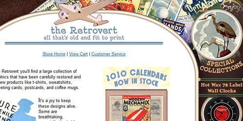 Перейти на The Retrovert