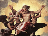 Жизнеутверждающие идеалы эпохи Возрождения в работах Рафаэля Санти