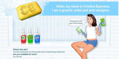 Перейти на Cristinadesigns
