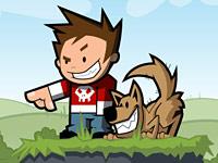 Примеры использования забавных рисованных персонажей в дизайне сайтов