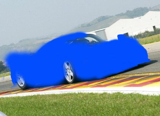 Как изменить цвет автомобиля с красного на синий в фотошопе в течение 2 минут
