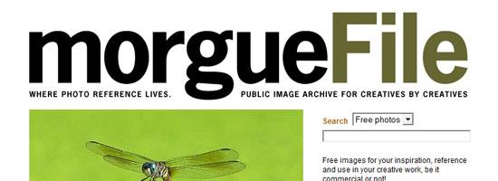 Посетить Morgue File