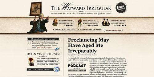 Перейти на Waywardirregular