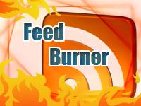 Как правильно 'прожечь' FeedBurner