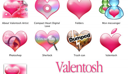 Скачать Valentosh OSX Icons