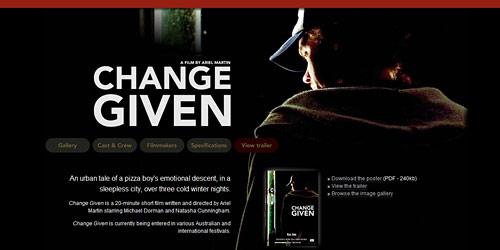 Перейти на Change Given