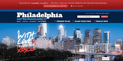 Перейти на Visit Philly