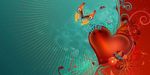 Перейти на Valentine's Heart – WP