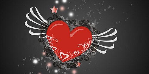 Перейти на Valentine heart