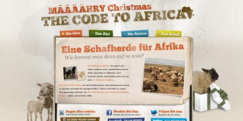 Перейти на Code To Africa