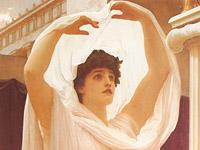 Насыщенный колорит и декоративность на картинах Фредерика Лейтона
