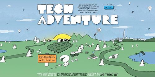 Перейти на Techadventuredc